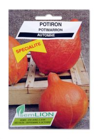 POTIRON POTIMARRON (spécialité)
