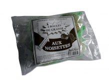BOULE DE GRAISSE AUX NOISETTES